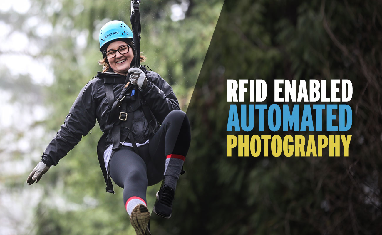 RFID_zipline automated photography